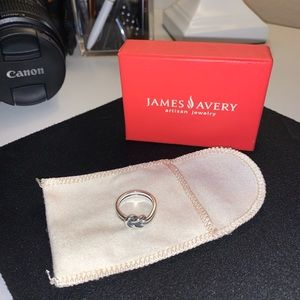 James Avery Lover's Knot Ring